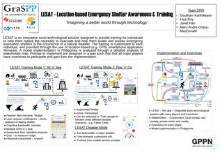 LESAT: Location-Based Emergency Shelter Awareness & Training