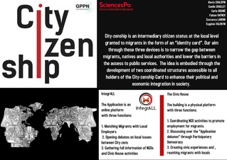 City-zenship: A prototype for the economic and political inclusion of migrants