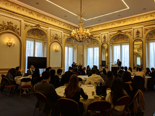 The second SDG Leadership Seminar held in Paris