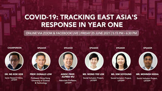 COVID-19: Tracking East Asia's Response in Year One