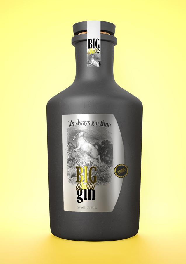 Big Rabbit Gin
