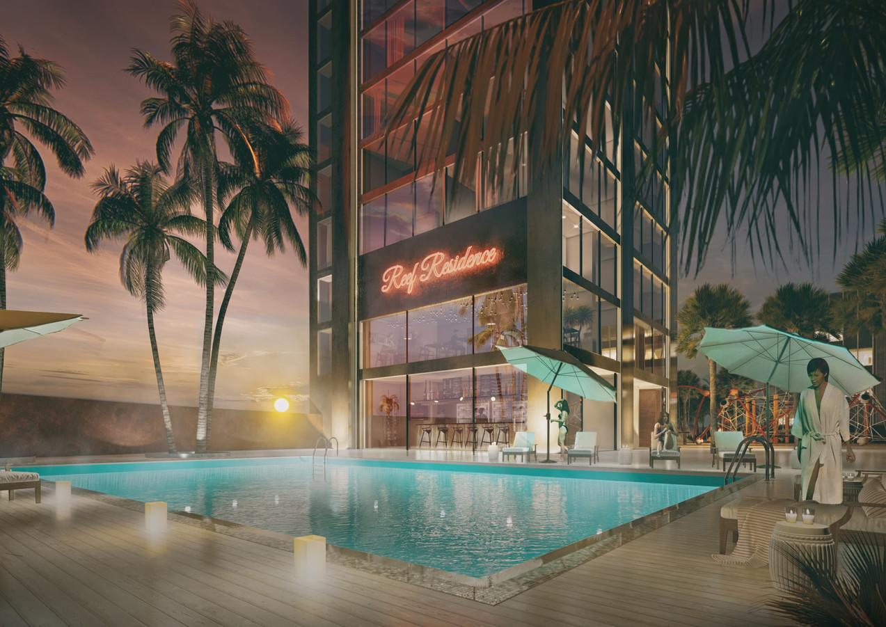 Reef Residence Dubai