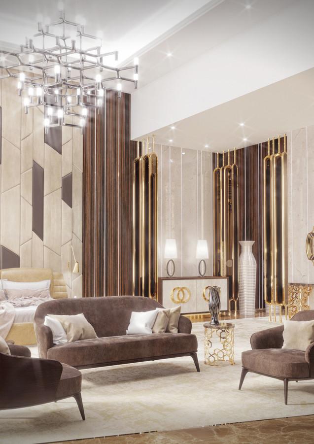 Presidential Bedroom Gabon