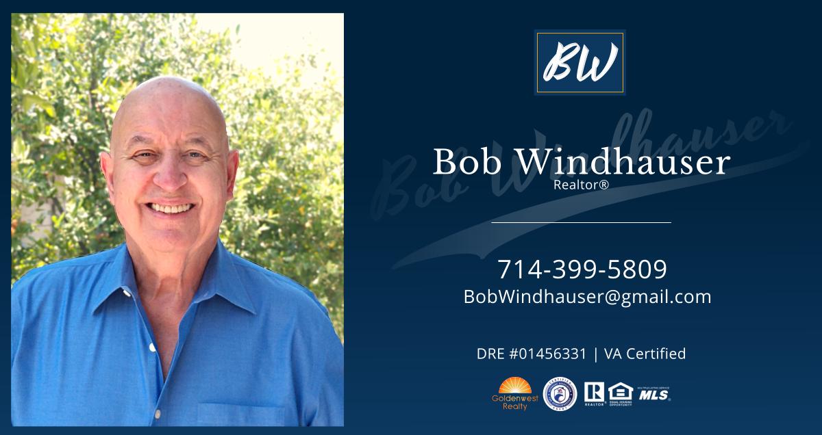 Welcome To The Neighborhood Orange County Bob