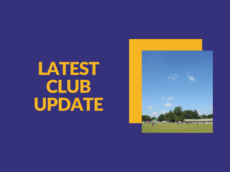 Leek Cricket Club Update - July 10th 2020