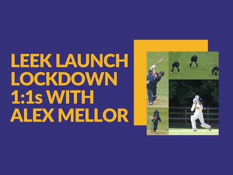 Leek Cricket Club launch Lockdown 1:1s