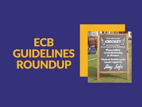 ECB Guidelines Roundup