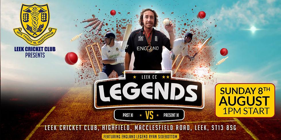 Leek 'Legends' Game - Past vs Present