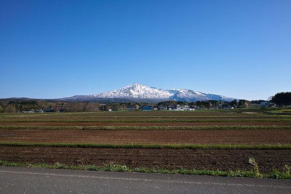 秋田の住まいづくり 北原 鳥海山