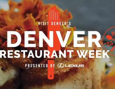 Denver Restaurant Week 2018 | Bre's Recommendations