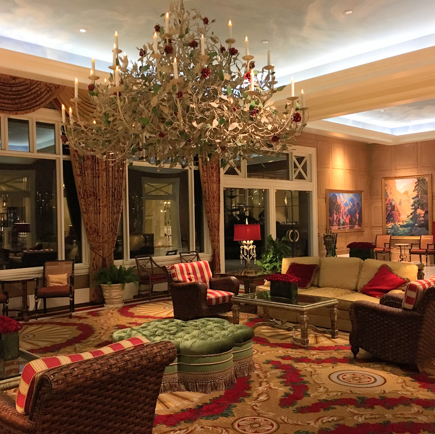Common Area at The Broadmoor