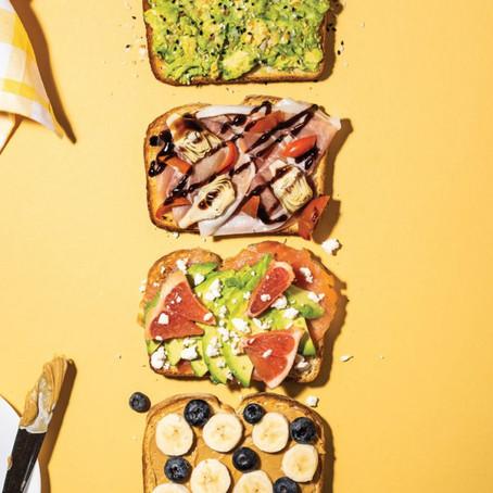 Gourmet Toast Recipes