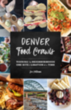 Denver Food Crawls Cover