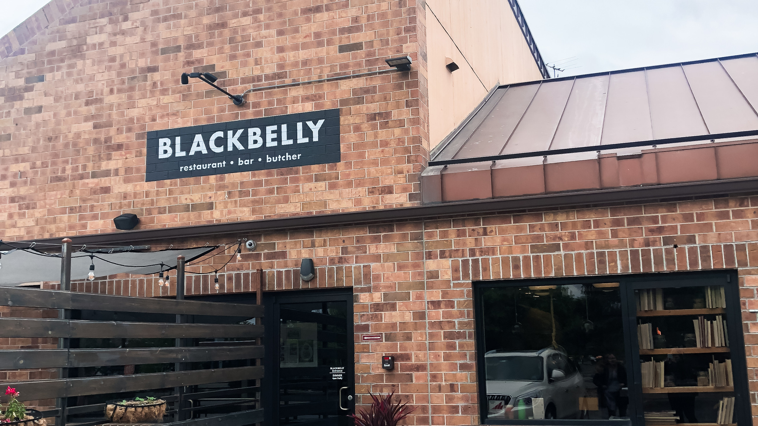 Welcome to Blackbelly Boulder