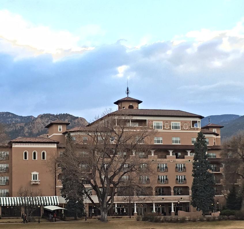 The Broadmoor West