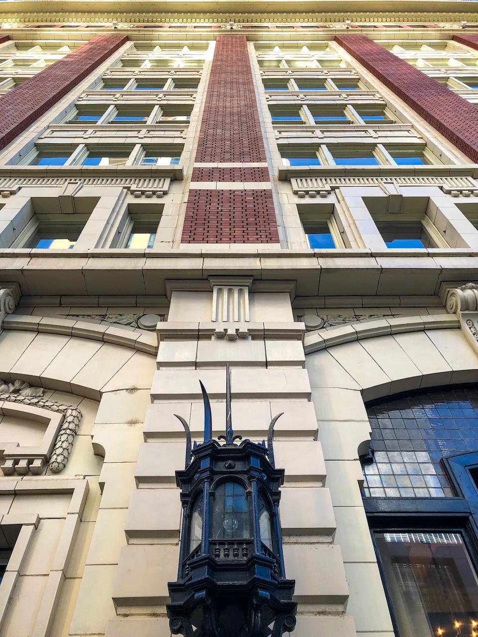 Hotel Teatro Exterior Architecture