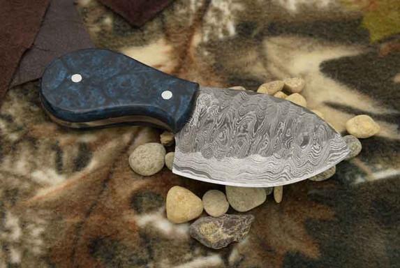 Faneema Damascus Skinner knife.jpg