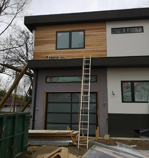 Residential Stucco Project