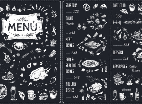 The Death of Menus
