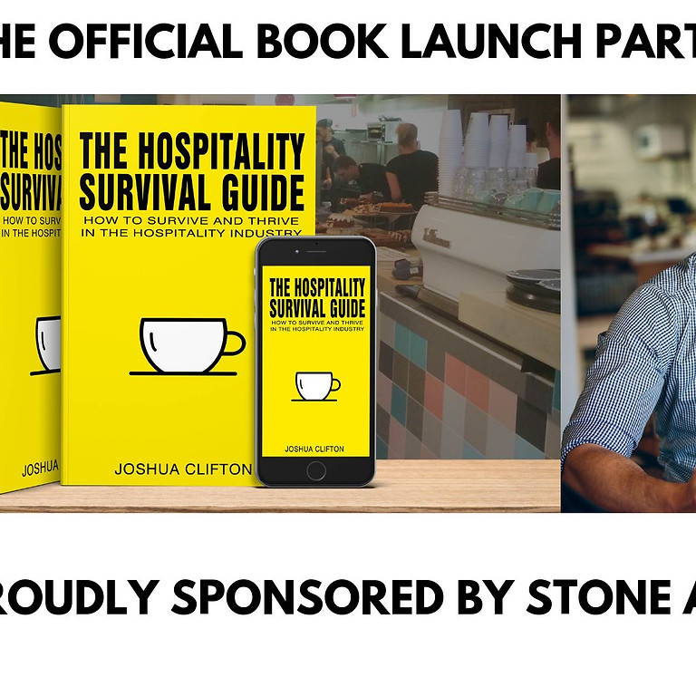 'The Hospitality Survival Guide' book launch.