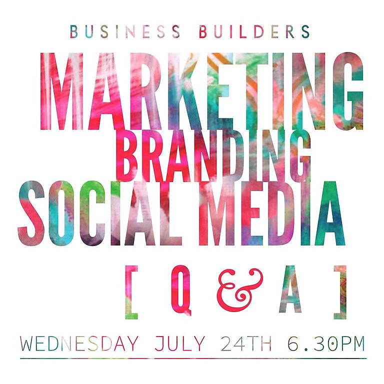 Marketing & Social Media Q & A