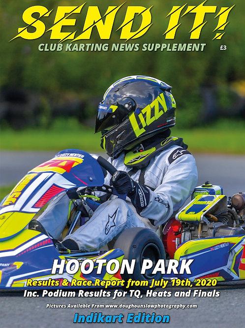 SEND IT! Hooton Park 19th July Supplement