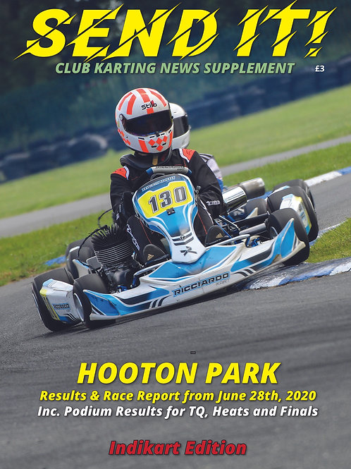 SEND IT! Hooton Park 28th June Supplement