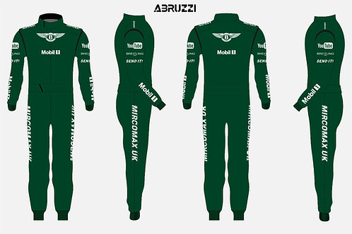 Official Micromax UK Race Suit