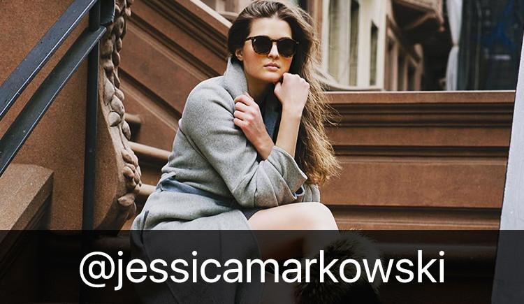 Influencer and Content Creator @jessicamarkowski
