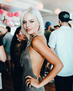 Hundreds of influencers, content creators attend 'Haute for Summer' at Ma'Kai Lounge.