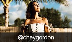 @cheygordon on BrandSnob's Influencer Marketplace