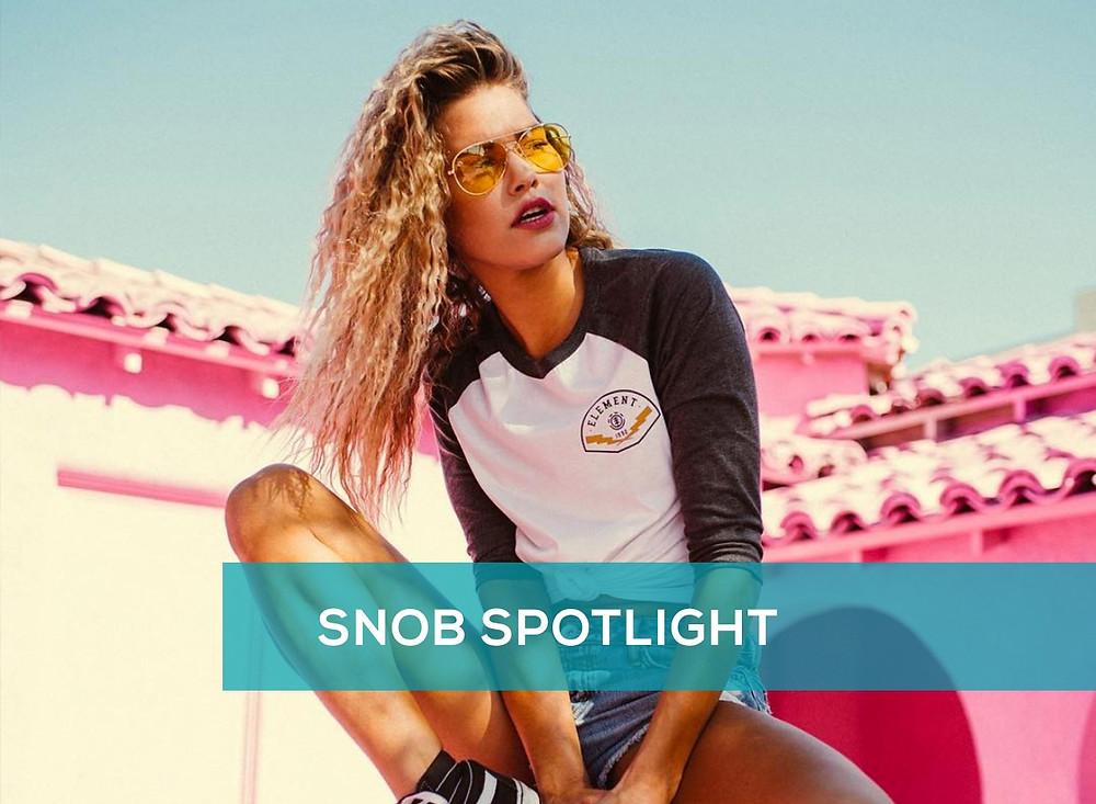 Influencer Nicole Kay Clark about BrandSnob