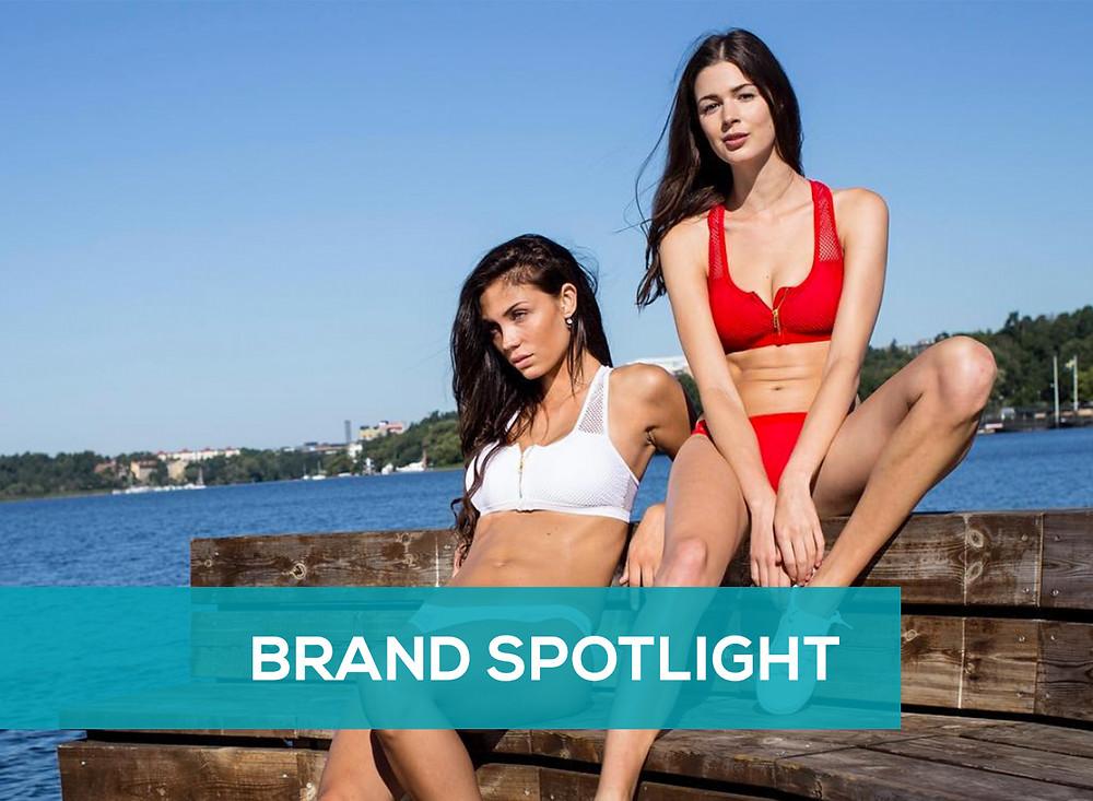 Swimwear brand Sukigi Swim on BrandSnob