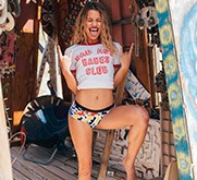 Influencer Nicole Kay Clark