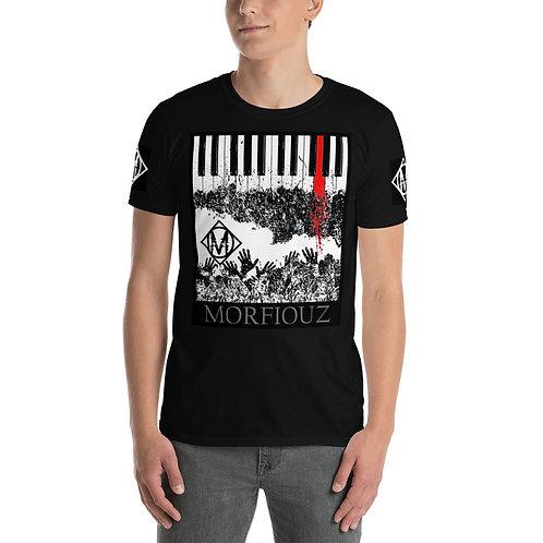 "Morfiouz ""Bleeding Key"" T-Shirt"