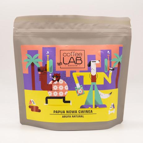 CoffeelLab Label