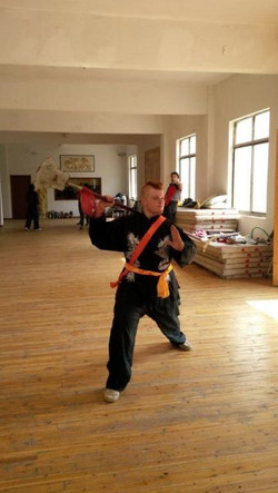Traditional Weapon Training
