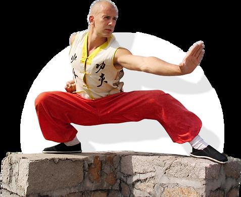 Kung Fu school in china