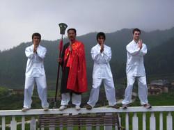YongChun White Crane