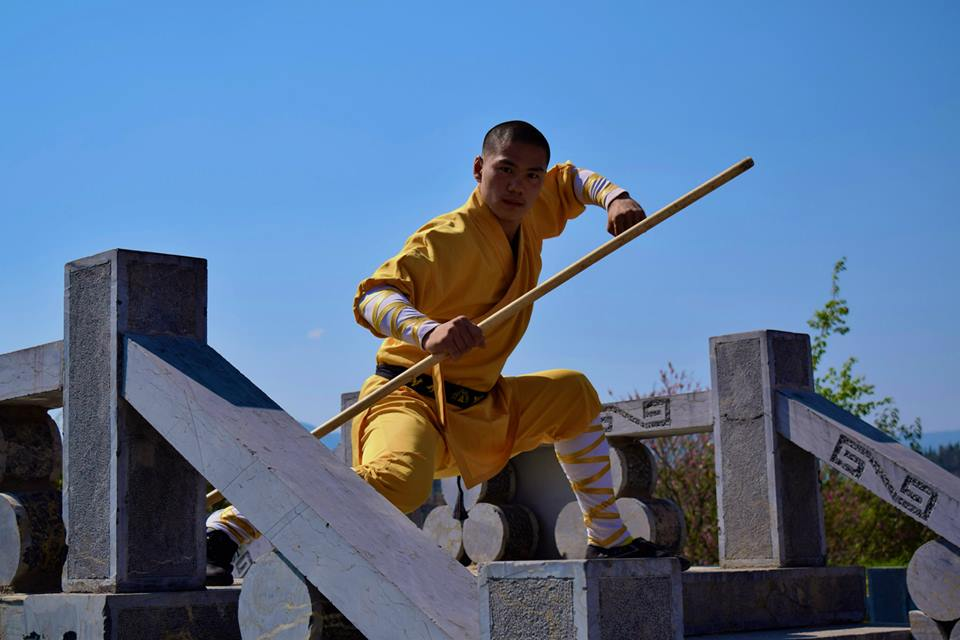 Shaolin Weapons
