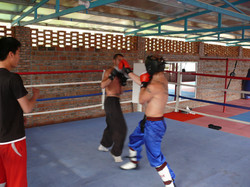 Chinese Kickboxing