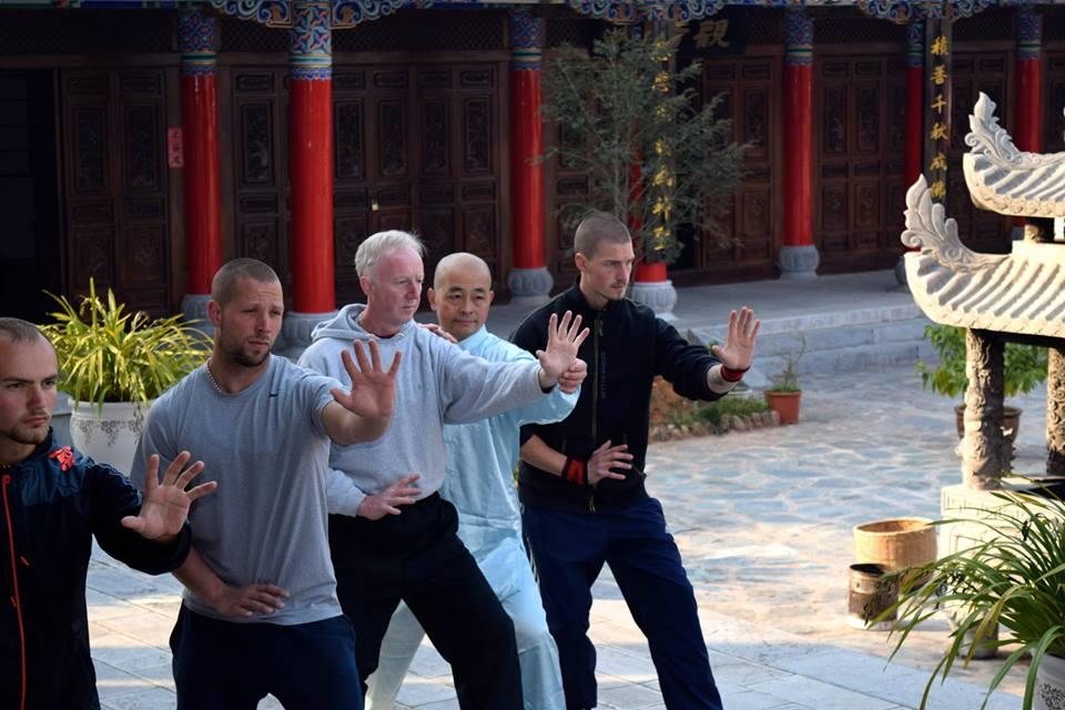 Xingyi School China