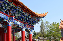 Rising Dragon School Temple