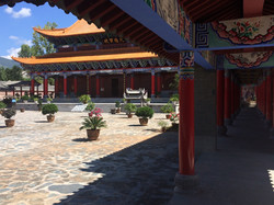 RDS Kung Fu Temple