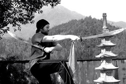 Kung Fu Weapons in China