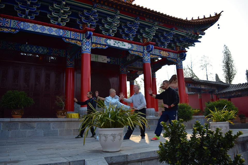 Study Xingyi in China