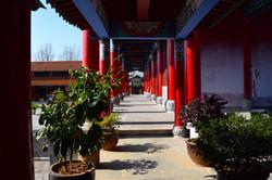 Martial Arts Temple