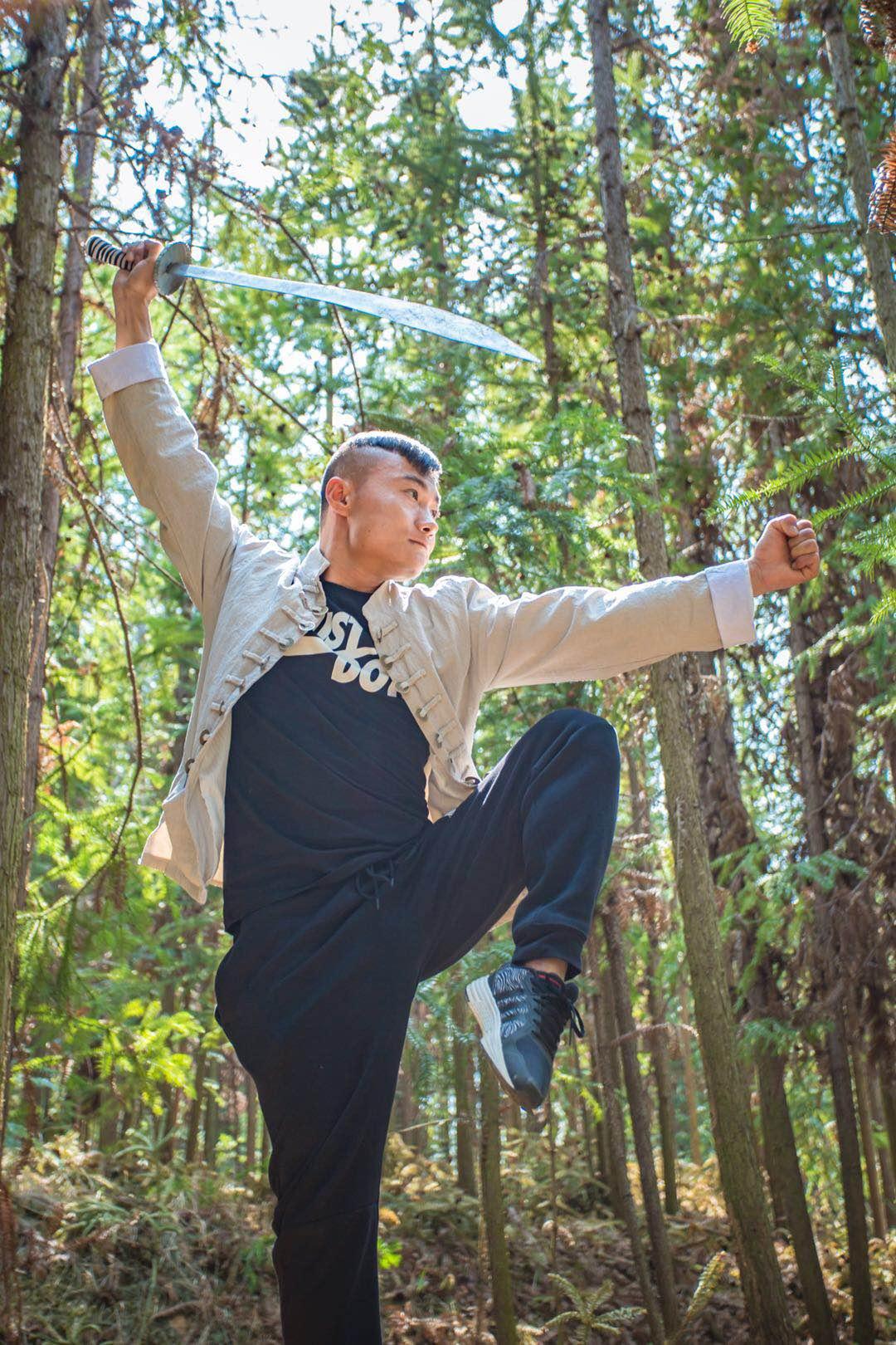 Shaolin Sword Master