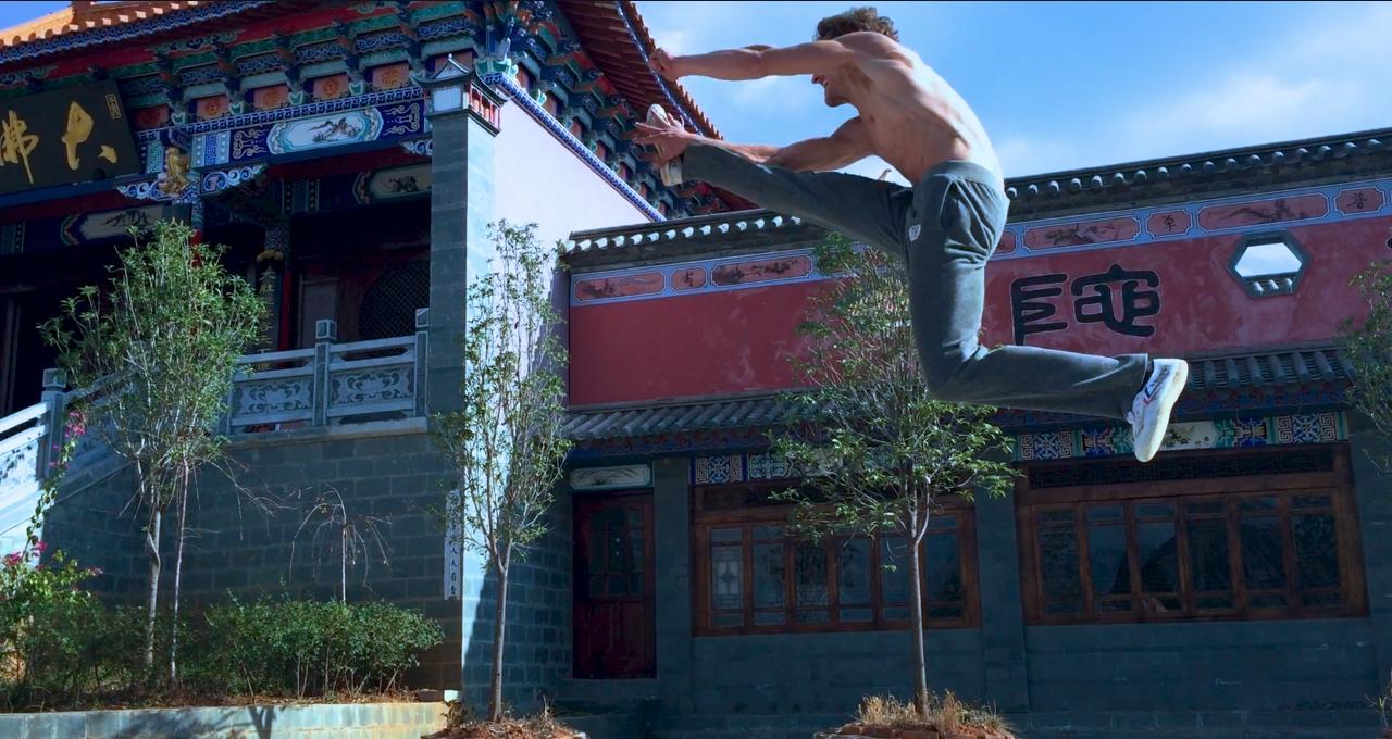 Shaolin Front Kick