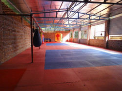 Kickboxing/ Brazilian Jiu-Jitsu Hall